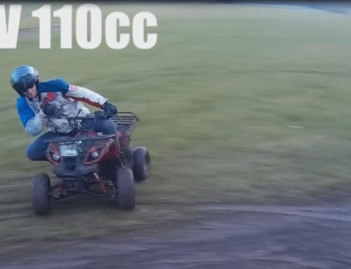Quad ATV110cc