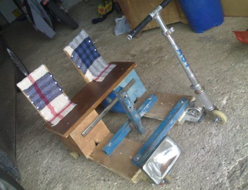 Trappèo V2 Sidecar EVO