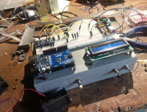 Arduino test bench